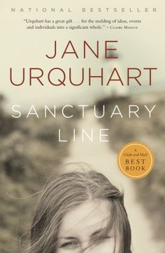 Sanctuary Line by Jane Urquhart - May 2012