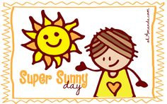 Super Sunny Day: fun outdoor activities & Bible family times!