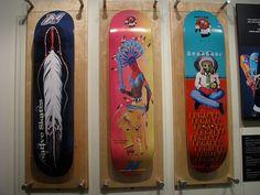 Native America Skate Boards