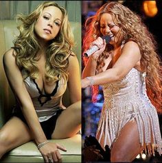 Not to be judgemental, but DAMN Mariah!