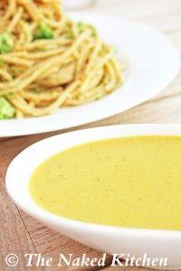 Creamy Garlic Sauce | The Naked Kitchen
