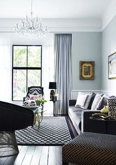 A Chic and Feminine Australian Apartment