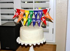 cake tutorial, cake idea, rainbow cakes, birthday idea, buntings