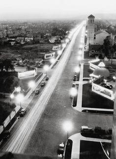 Wilshire Blvd., 1928