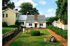James Monroe House  Charlottesville, VA