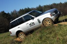 Extreme Off-Roading – You Can Do It, Too!  You see them on reality shows, those crazy drivers and their jacked-up trucks on steep mountain inclines and rugged, rocky terrain. Give it a try, you'll no doubt surprise yourself how capable you are!