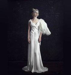 1920s wedding great gatsby dress