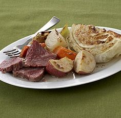 Corned Beef and Cabbage #stpattys #comfortfood #recipe