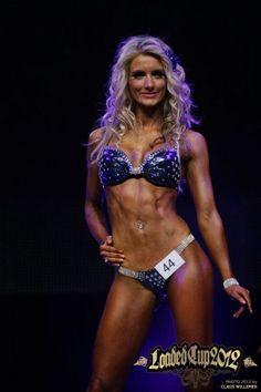 2012 Loaded Cup, Denmark Bikini Class Finals