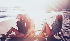 #beach #girls #photo #friends