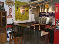 garage bar ideas | has a bar in their shop/ garage? Lets see pics/ ideas? - The Garage ...