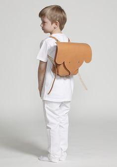 Elephant backpack by COMPANY.