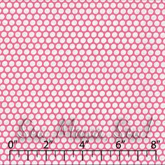 Honeycomb Dot Pink ~ Kei