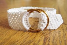 DIY bridal jewelry-how to make string bracelets with white Nylon thread – Pandahall