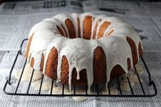 Gojee - Roasted Banana Rum Cake by Kitchen Trial & Error