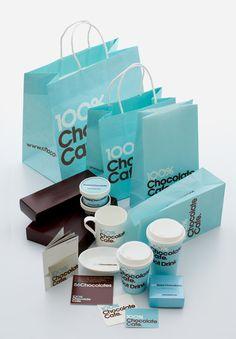 Mint Chocolate branding   #stationary #corporate #design #corporatedesign #logo #identity #branding #marketing <<< repinned by an #advertising agency from #Hamburg / #Germany - www.BlickeDeeler.de   Follow us on www.facebook.com/BlickeDeeler