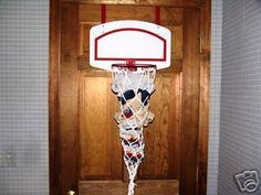 Aiyanna 39 s basketball room on pinterest basketball for Basketball hoop for kids room