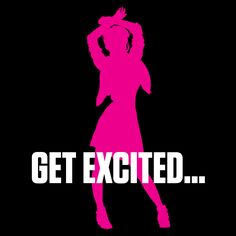 Get Excited...Just Dance 2014