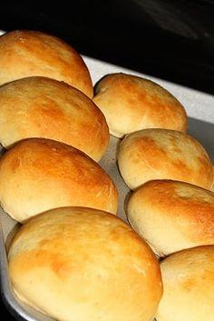 Bread Machine Potato Rolls