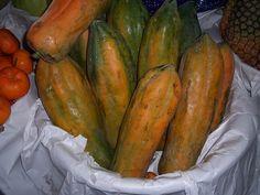 Guatemalan Papayas