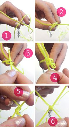 How To Lanyard + DIY Bracelet