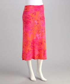 Take a look at this Krimson Klover Gypsy Skirt by Krimson Klover on #zulily today!