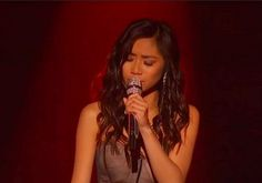 It is the much-awaited American Idol finale and 16-year-old, Filipino-Mexican Jessica Sanchez did not fail to amaze the audience.