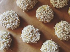 raw lemon coconut cookies (gluten free, dairy free)