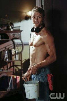 "Hart of Dixie -- ""If It Makes You Happy"" Pictured: Wilson Bethel as Wade."