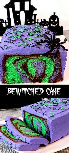 Our Bewitched Cake f