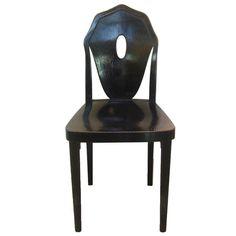 Chair by Otto Prutscher #GISSLER #interiordesign
