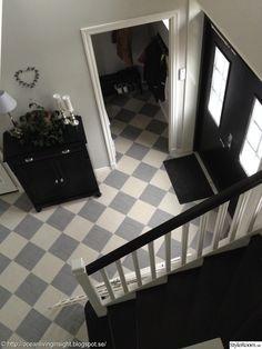 Tåligt golv i hall