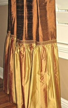 Petticoat bottom