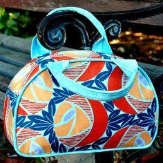 Dottie Vintage Bag pattern on Craftsy.com