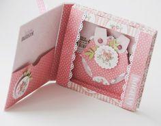 Book card Agnieszka