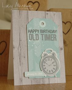 Old Timer by Lucy Abrams, via Flickr