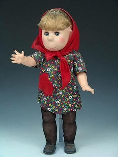 1963 Poor Pitiful Pearl doll