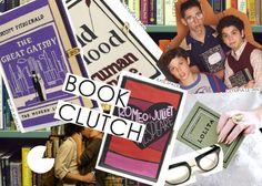 DIY Olympia Le Tan Book Clutch - collage