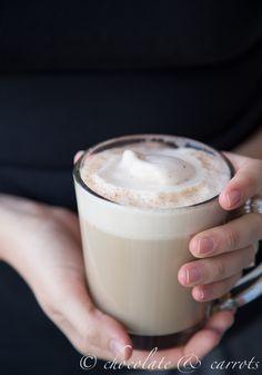 Honey Cinnamon Latte recipe