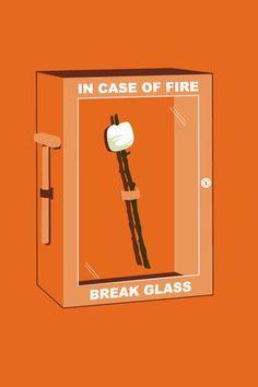 Haha my son's kind of emergency kit!