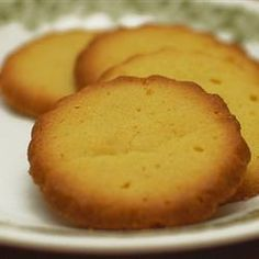 Butter Cookies V All