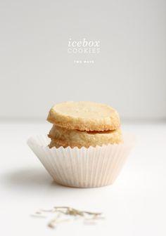 The Fauxmartha | Icebox Cookies | The Fauxmartha