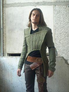 Unique baroque/steampunk men jacket