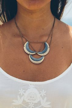 Bad Moon Rising Necklace