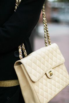 THE bag.  by Chanel