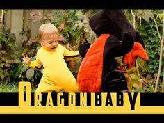 Dragon Baby.  Nota importante: Durante la grabación de este video ningún niño ni dragón sufrió daño alguno ;-]