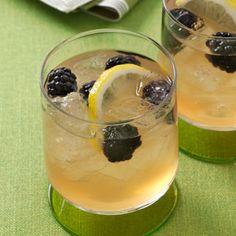 Blackberry beer cocktail | craft beer