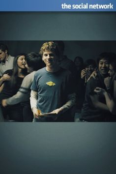 The Social Network. One of my top 10 favs