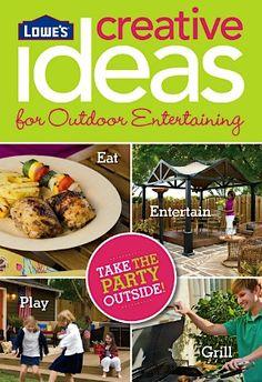 FREE Lowe's Creative Ideas Magazine Subscription! {plus FREE iPhone App}