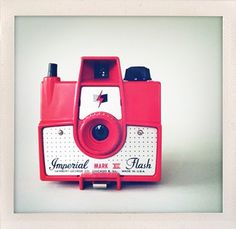 Absolutely the most adorable camera ever.